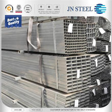 2 inch square steel tubing/galvanized erw square tube
