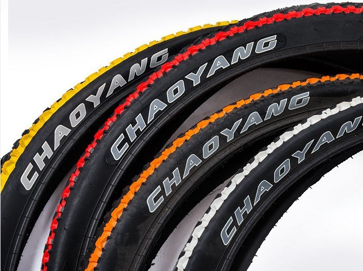 Wholesale for mountain bike CHAOYANG tire color chaoyang tire