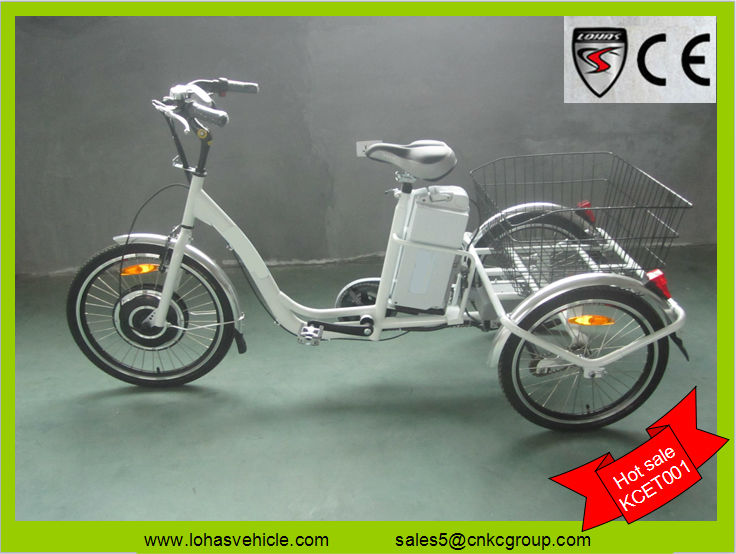 new type electrical tricycle e trike etrike with big electric carrier