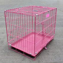 Wholesale dog kennel large dog cage for sale cheap