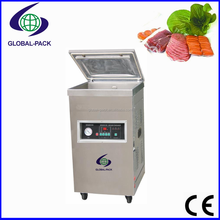 DZ-400 Stainless steel vegetable meat food vacuum sealer sealing packing machinery with cheap price