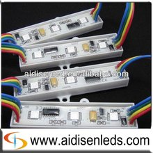 5050 SMD led controller rgb program module (0.72w, dc12v)