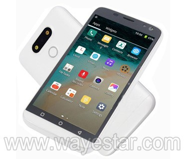 Cheap 5 inch GSM Android Smart Phone SC6820