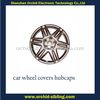 ABS/PP/NYLON hubcaps and wheel covers