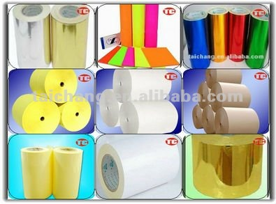 80GSM Self Adhesive Fluorescence Paper Manufacturer