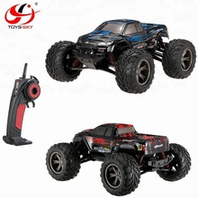 car toys 9115 electric High Speed 4WD Off-road 1/12 Scale 40KMH+ RTR Racing rc truck dune buggy racer