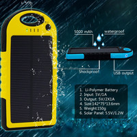 Super Fast Portable Mobile Phone Solar Charger for Samsung Galaxy S 4