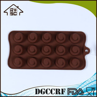 Hot Products Custom Design DIY chocolate molds silicone