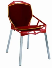 cafe metal dining chair in Dining Chairs DC-362V SDAWY