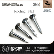 corrugated roofing nail for asphalt shingles