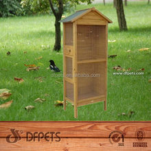 DFPets Newly design metal bird cage with hooks