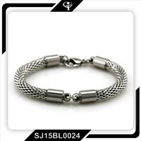 Wholesale fashion jewelry stainless steel bangles and bracelets