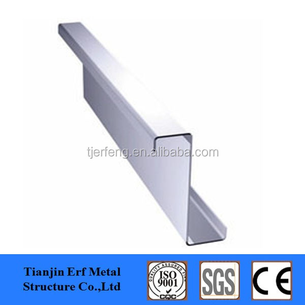 metal building material z shaped purlin channel steel