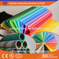 waterproof virgin 55-60 gsm POY DTY colorful parchment paper
