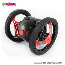 Wholesale 2.4g 4 channel 360 degrees rc stunt toy car 360 degrees