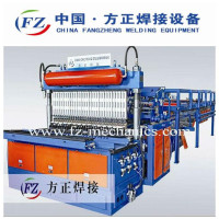 Automatic precast concrete fence post making machine