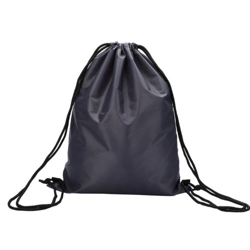 Outdoor Travel drawstring backpack bag stylish polyester bag