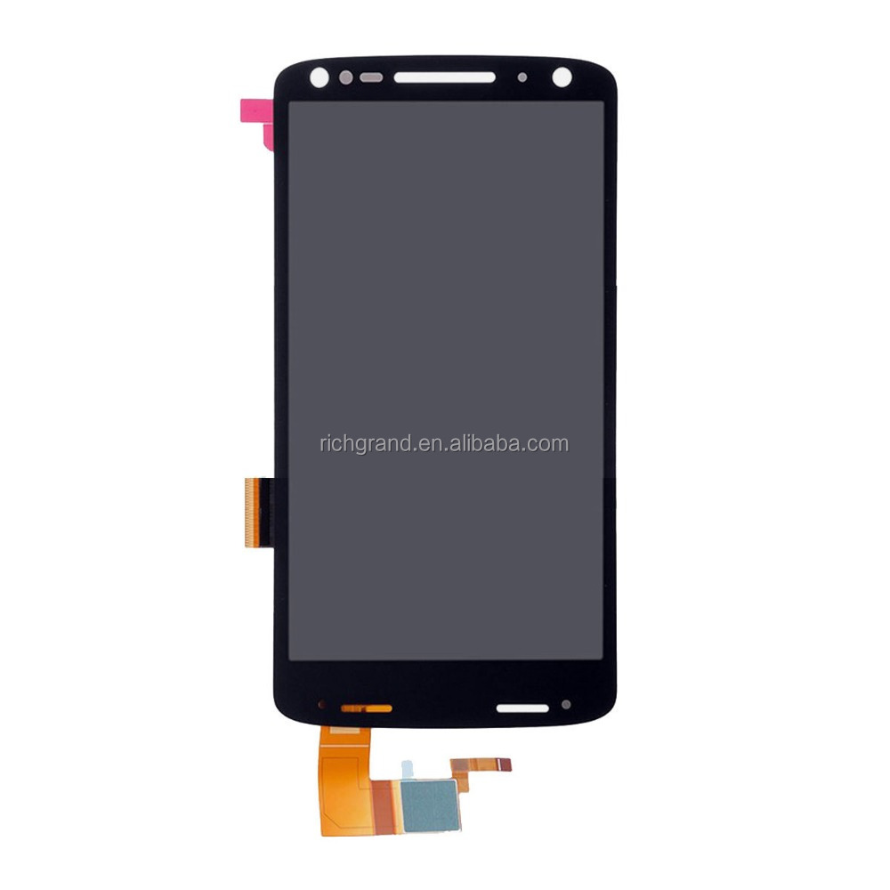 LCD Touch Screen Glass Digitizer Assembly For Motorola Droid Turbo 2 XT1585