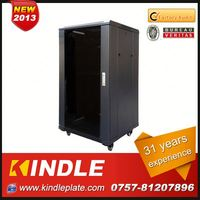 outdoor communication integrated cabinet server rack with various size