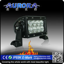 ATV part Aurora 4 inch led light bar offroad 10w