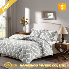 Luxury 5 star hotel comfort twin/queen/king modern style fashion custom wholesale dubai bed sheet set