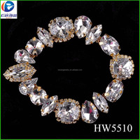 HW5510 Boots Jewelry Removable Shoes Decoration