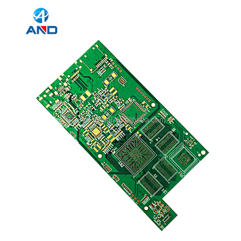 Wireless Digital Audio PCB assembly , FM Transmitter PCBA Module, Customized