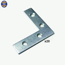 Stainless Steel Adjustable 45 Degree Angle Bracket Manufacture