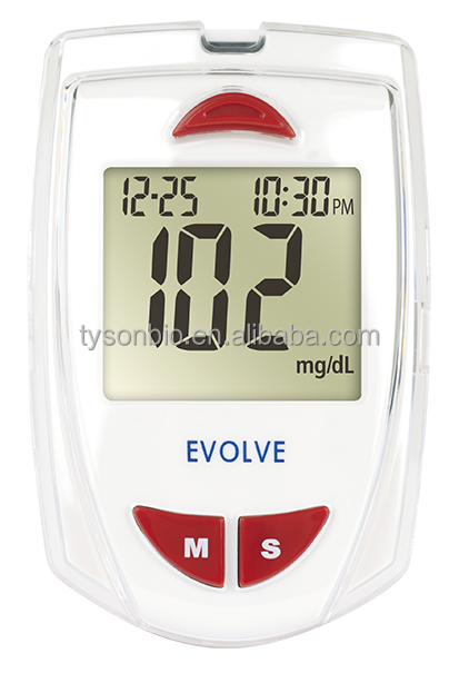 Tyson Bio Evolve Blood Glucose Monitoring System