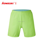 Professional custom cheap green gym wear sweat sport shorts men