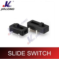 SPST high quality micro slide switch factory competitive price for home appliances