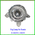 Car Part Accessory Truck Spare Parts Fog Light Suitable for Scania 1446354 1446353