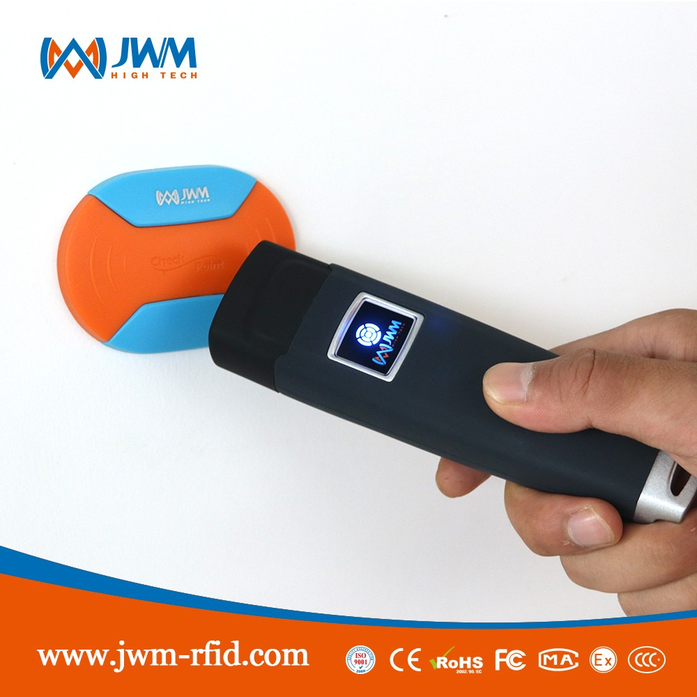 JWM Handheld RFID Guard Tour Security Solutions