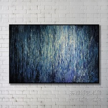 Hotel Hall Decoration Painting Hot Selling Abstract Oil Painting