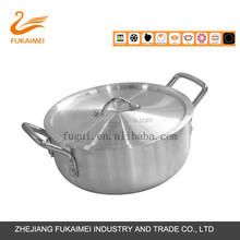 7 PCS ALUMINUM COOKING POT