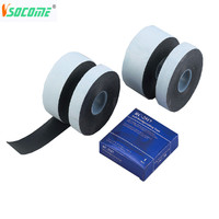 EPR Self fusing insulator rubber splicing types clear electrical insulation tape
