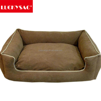 Hot selling high quality pet bed dog sofa Luxury pet bed cushion dog sofa