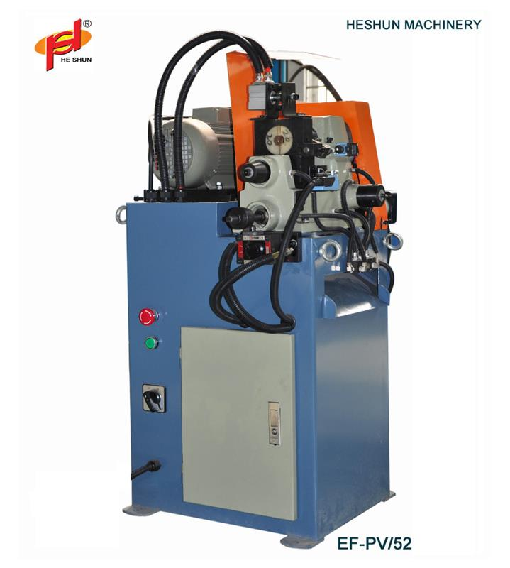 Exported a wide range Two phase of blade cutting pipe chamfering deburring machines