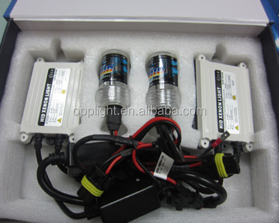 Super Bright!!! 35w/55w/75w/100w 12v/24v Normal/slim ballast,single/hi/low beam bulbs vertex HID xenon kit
