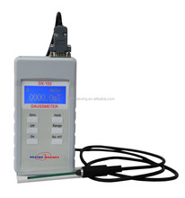 DX-102 DC portable gauss meter/portable magnetic field tester