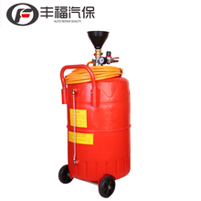 New Environmental Protection Plastic Car Wash Foam Machine