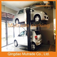 Mutrade 2700kg hydraulic cheap 2 post car lift for home use
