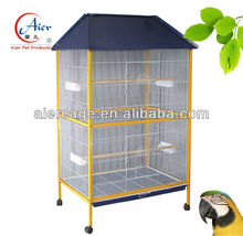 Effictive Factory of animal cage big parrot cage