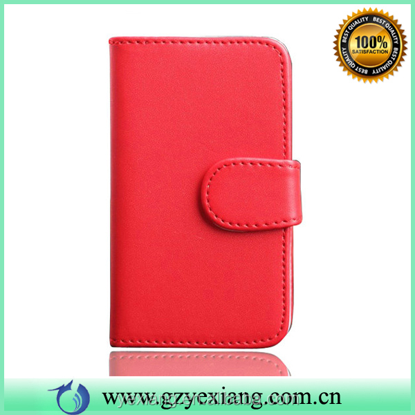 Simple Design Flip Case Cover For LG Nexus 4 E960 Card Holder Case