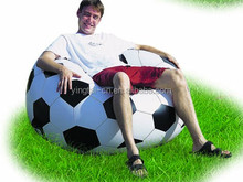 giant inflatable chair football air chair sofa for adult