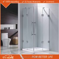 Alibaba most popular supplier European folding lowes shower enclosures