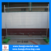 Safety OEM Foldable Temporary Hot Sale Temporary Fence Gate