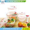 Transparent Good Quality Lunch Box Containers With Dividers