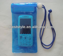 Hydro Dipping PVC Waterproof Cellphone Bags