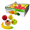 Decorative Fruit Assortment In Display